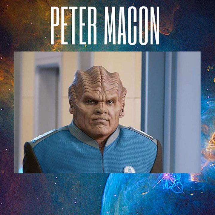 Peter Macon