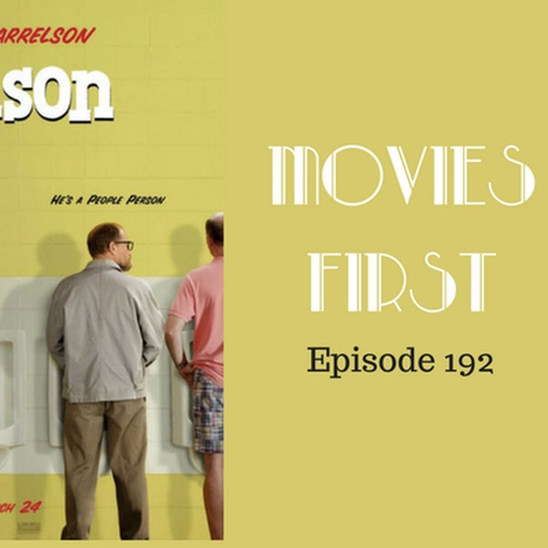 194: Wilson - Movies First with Alex First & Chris Coleman Episode 192