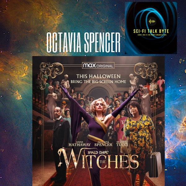 Byte Octavia Spencer OnThe Witches Image