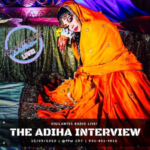 The Adiha Interview. Image