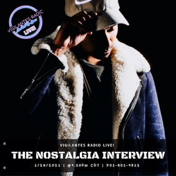 The Nostalgia Interview. Image