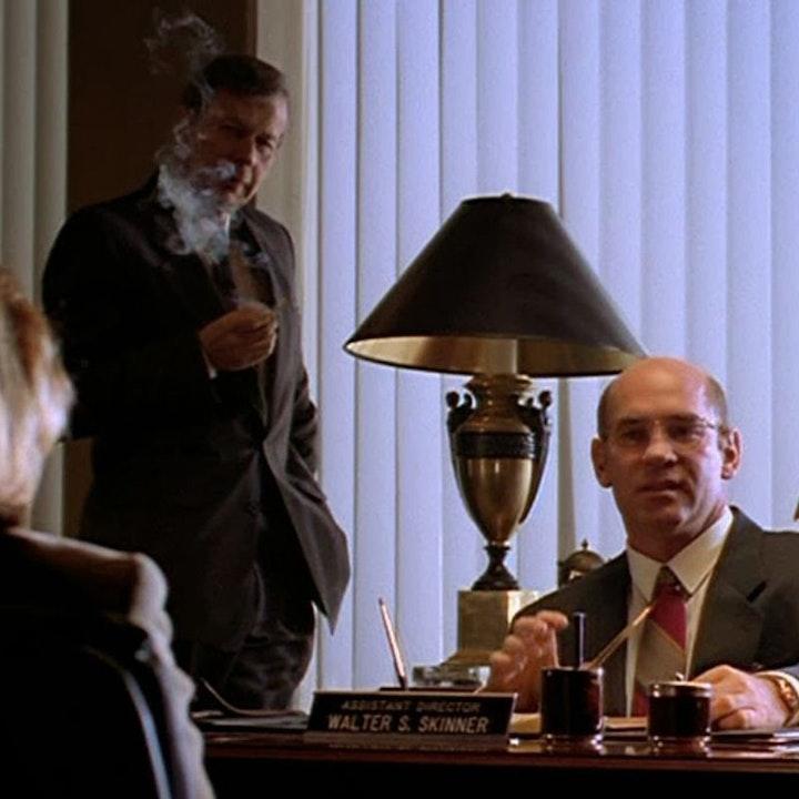 293. Walter Skinner in Seasons 1-3 (Part 1)