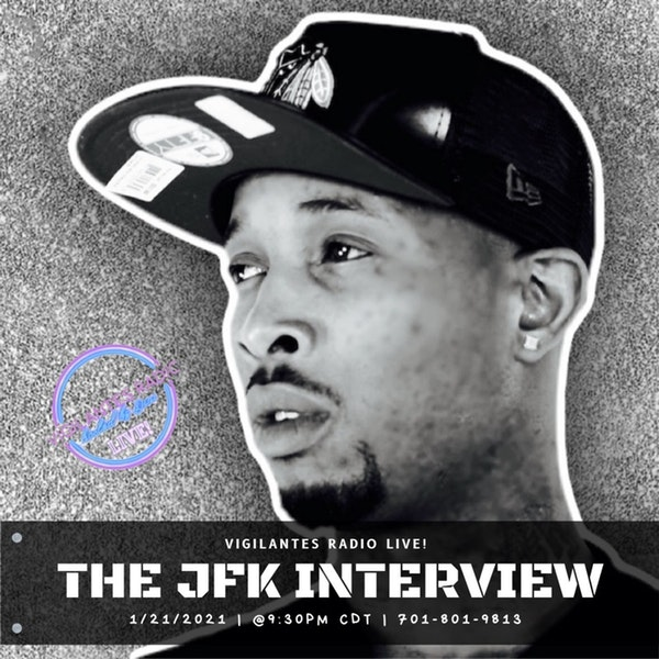 The JFK Interview. Image