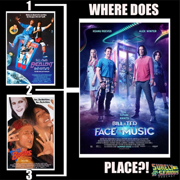 Bill and Ted Face the Music: Excellent or Bogus? Image