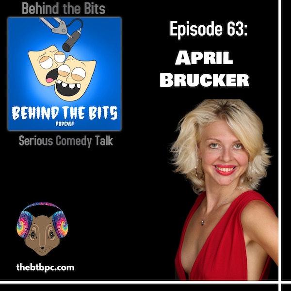 Episode 63: April Brucker Image