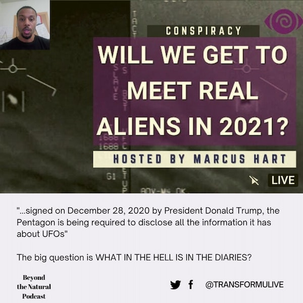 Will We Get to Meet Real Aliens In 2021?
