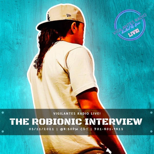 The Robionic Interview. Image