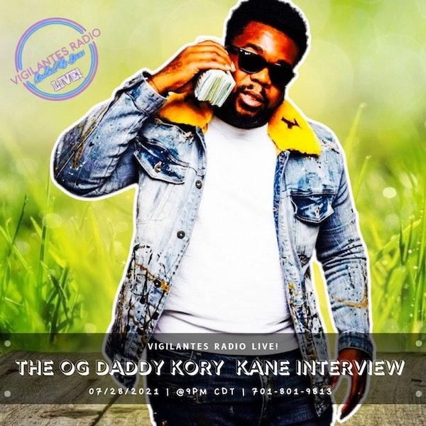 The OG Daddy Kory Kane Interview. Image
