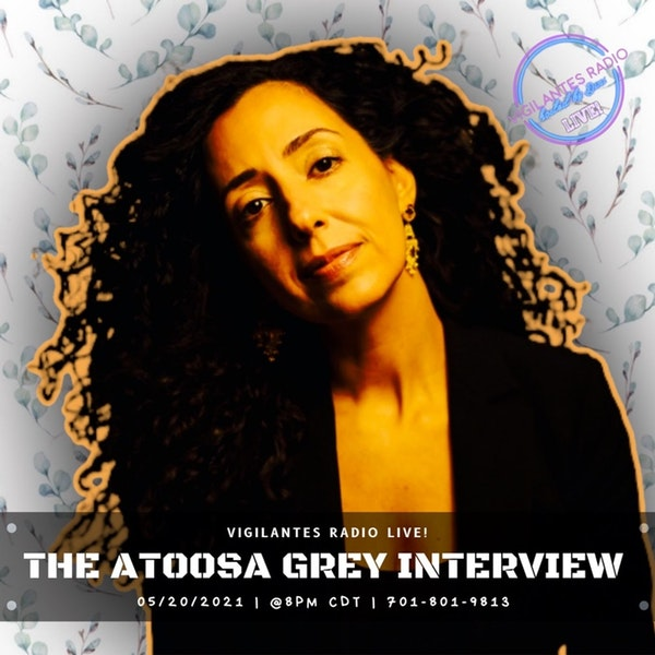 The Atoosa Grey Interview. Image