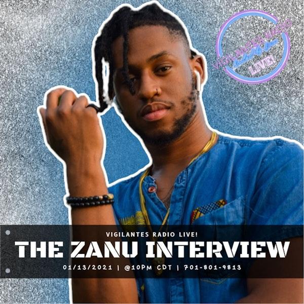 The Zanu Interview. Image