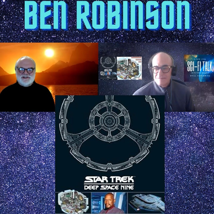 Episode image for Ben Robinson On Star Trek  DS9 Handbook