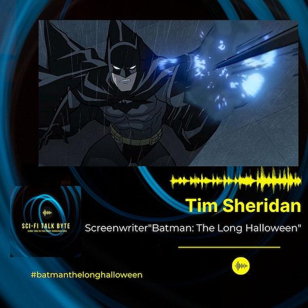 Byte Tim Sheridan On Batman The Long Halloween