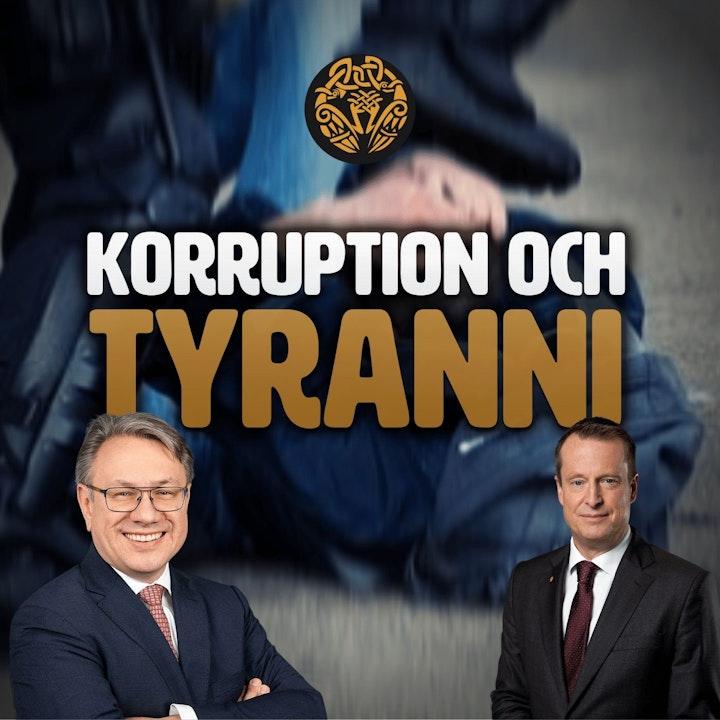 130. Korruption och tyranni