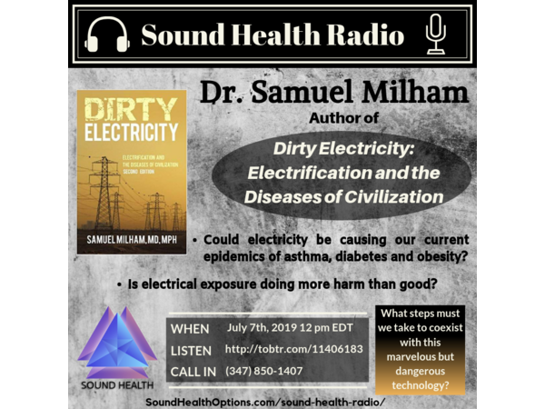 Dr. Samuel Milham - Electrification and the Diseases of Civilization Image