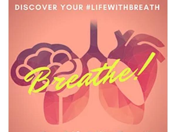 Ed Harrold - Breath as an Immune System Modulator Image