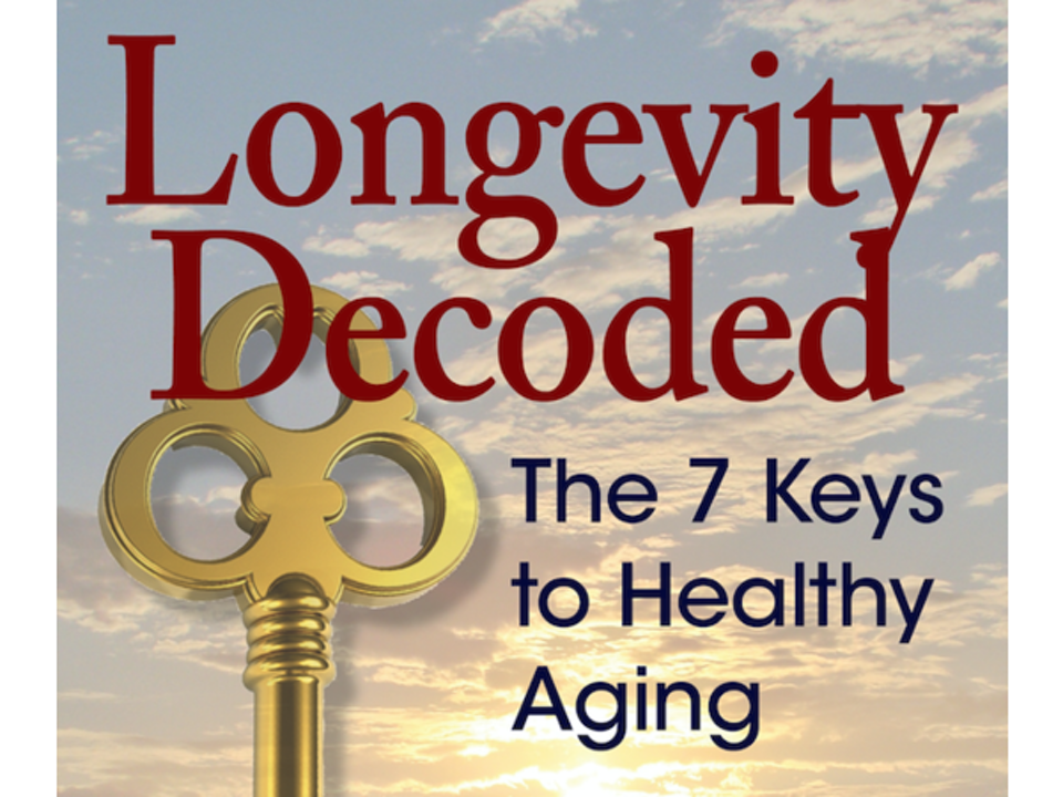 Continued Talk with Longevity Decoded -  Author, Stephen Schimpff, MD