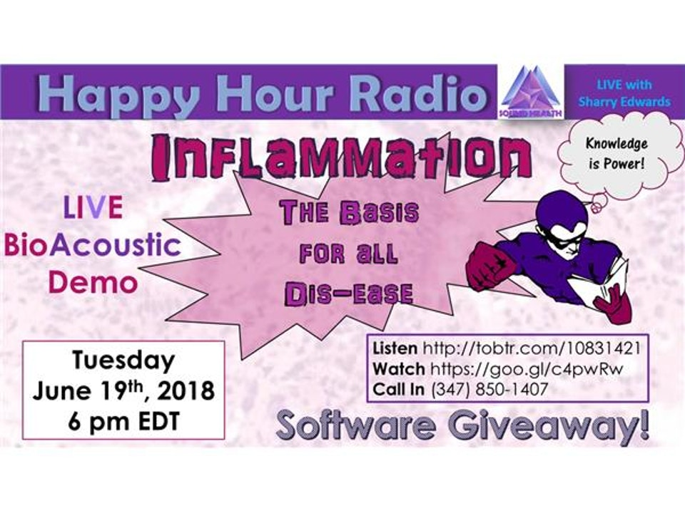 Happy Hour - Inflammation