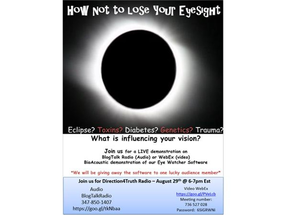 HH • How Not to Lose Your EyeSight
