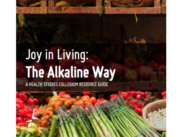 Dr. Russell Jaffe - Joy in Living: The Alkaline Way Image