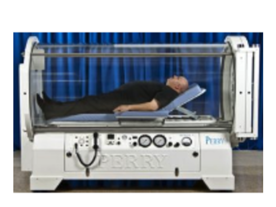 Dr. Paul Harch - The Oxygen Revolution: Hyperbaric Oxygen Therapy