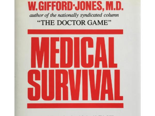 Diana and W. Gifford-Jones - No Nonsense Health - Naturally! Image