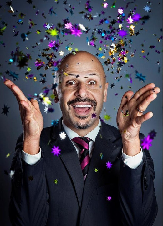 Episode image for Laughter is Medicine with Maz Jobrani, Tehran, and Mostafa Purmehdi