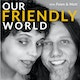 Our Friendly World with Fawn and Matt Album Art