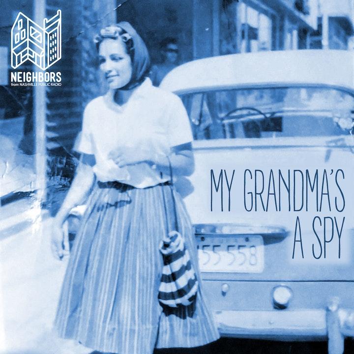My Grandma's A Spy