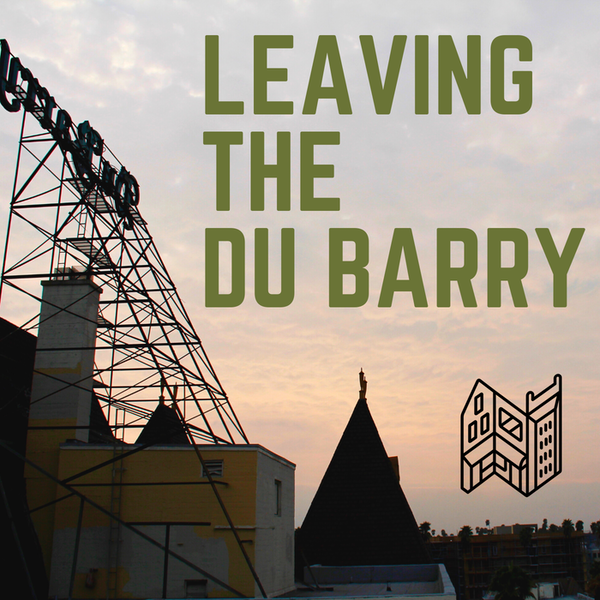 Leaving The Du Barry Image