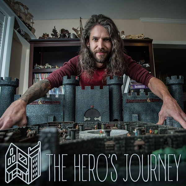 The Hero's Journey Image
