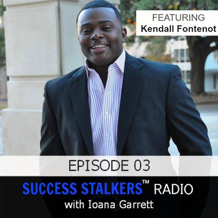 03: Kendall Fontenot: 26 Year Old King of Credit Says It's Good Work, Not Good Luck.
