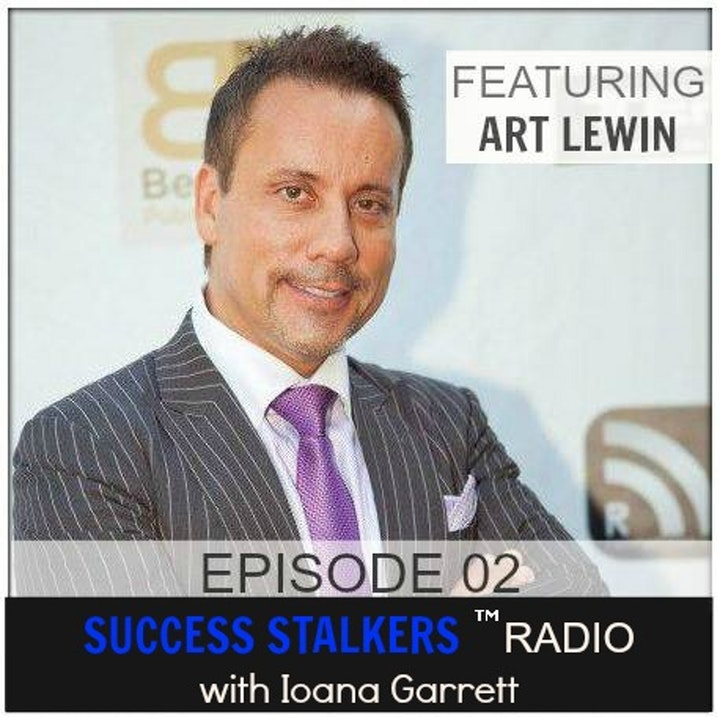 Episode image for 02: Art Lewin: One of The Nations Top 25 Bespoke Custom Clothiers Shares His Success Journey