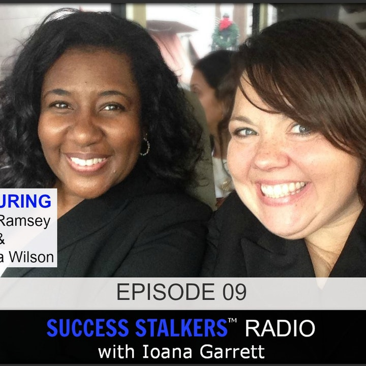 09: Tonya Ramsey and Vanessa Wilson: Co-Owners of RamWill Share How They Stand Out
