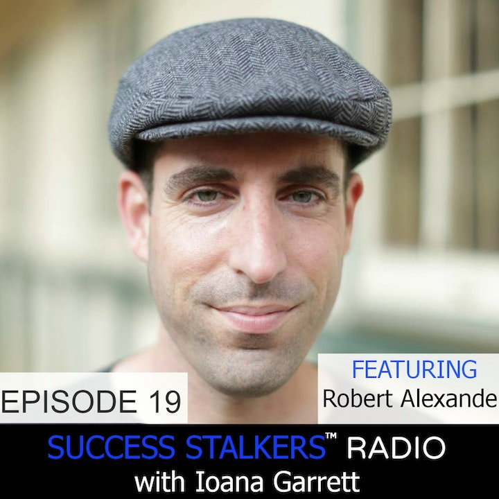 19: Robert Alexander: Founder of Life Rhythms Talks About His Passion for Connecting Businesses