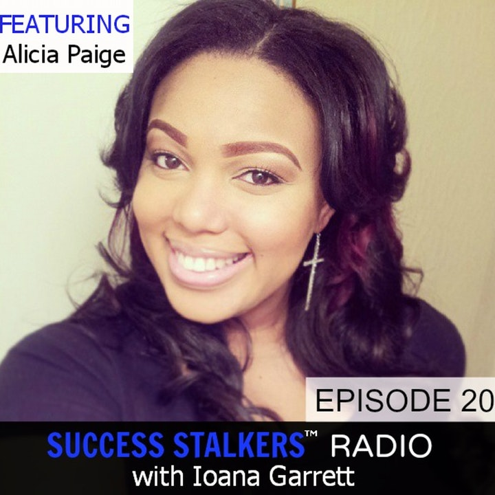 20: Alicia Paige: 29 Yr. Old CEO & Owner of Salon Edge Shares Her Passion and Journey