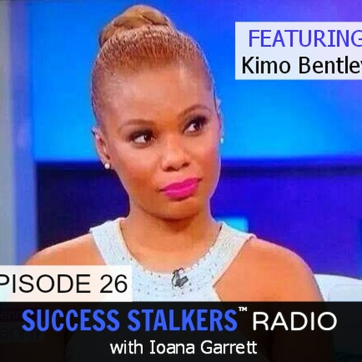 26: Kimo Bentley: CEO & Founder of Shea Gourmet Shares Her Exciting Journey