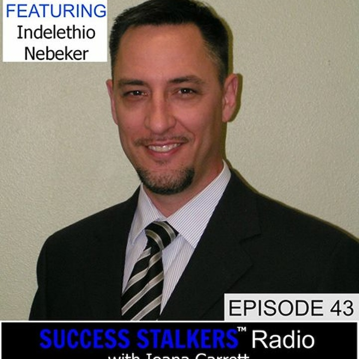 43: Indelethio Nebeker: Overcoming One of Life's Greatest Obstacles and Winning