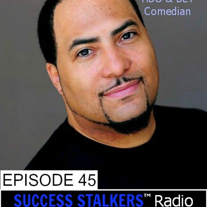 45: Shang Forbes: More Than Just Laughs...It's Business Too