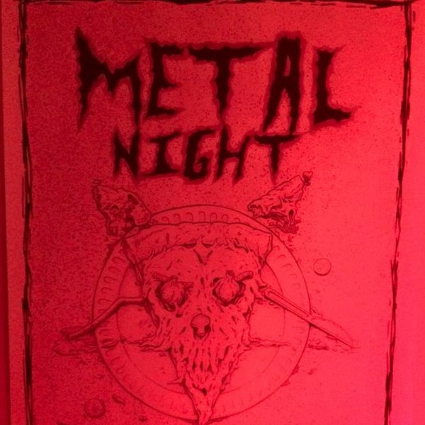 #276 - 03-07-17 - Live from METAL NIGHT at Once in Somerville, MA