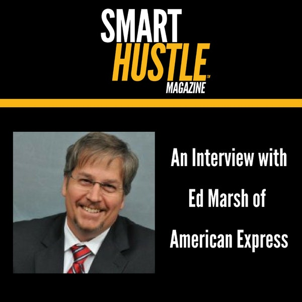 Ed Marsh from American Express: 3 Myths About Exporting You Need to Know