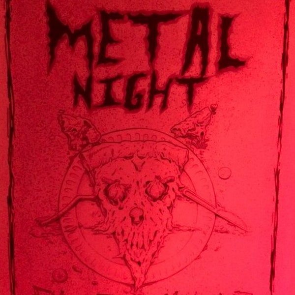 #304 - 10-10-17 - Live from METAL NIGHT at Once in Somerville, MA