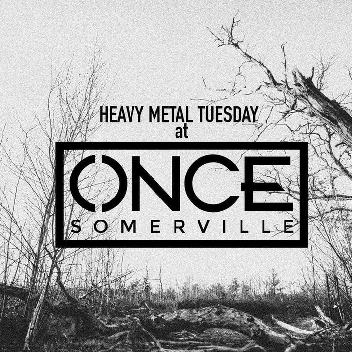 #307 - 11-07-17 - Live from METAL NIGHT at Once in Somerville, MA