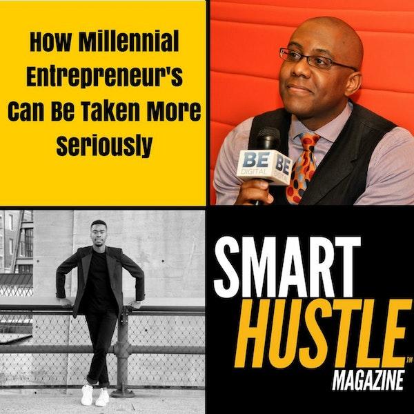 Be Persistent But Not a Pest Says Millennial Entrepreneur Isaiah Joyner