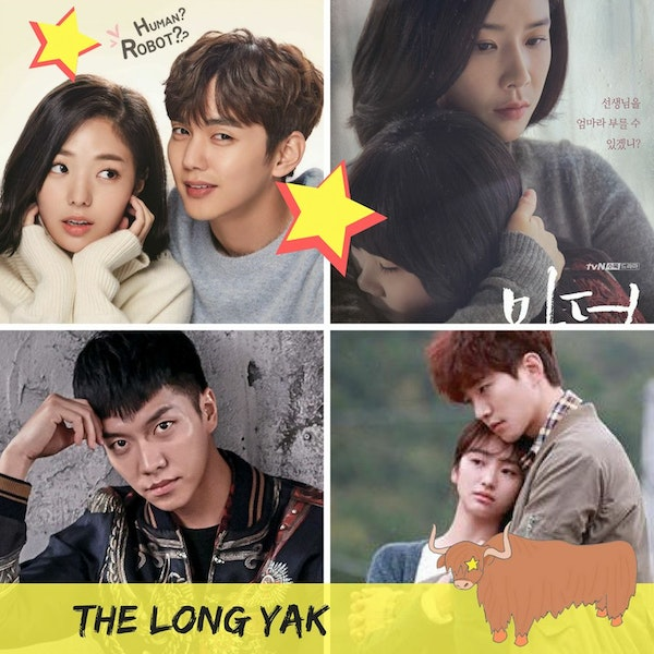 9. The Long Yak - I'm Not a Robot | Hwayugi | Just Between Lovers Image