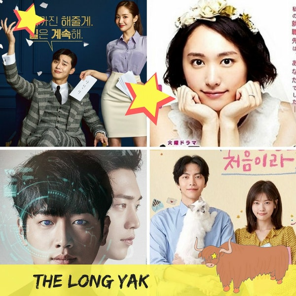 19. The Long Yak - Are You Human Too? | What's Wrong With Secretary Kim? | This is Our 1st Life Image