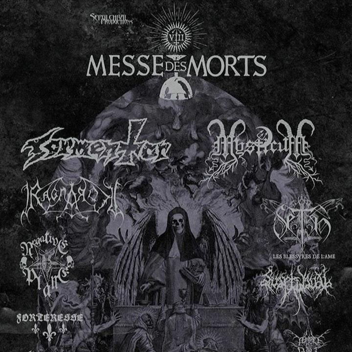 #351 - 11-20-18 - Messe des Morts VIII special