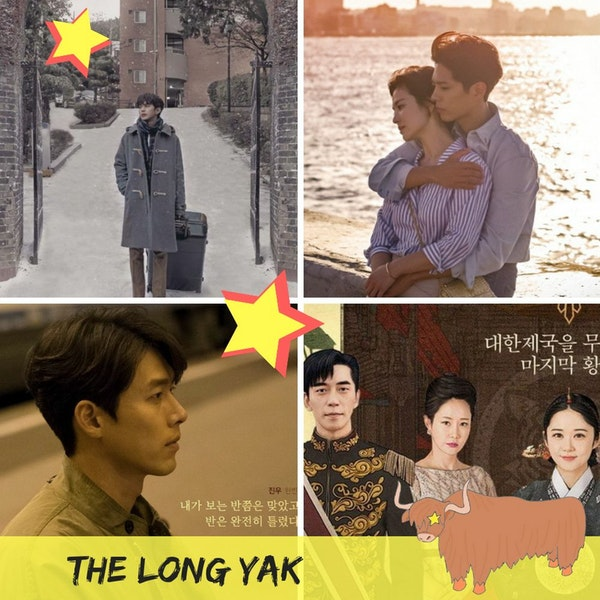 30. The Long Yak - My Strange Hero | Memories of the Alhambra | Boyfriend | The Last Empress Image