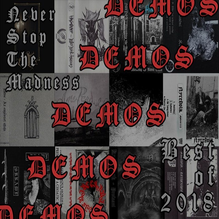 #357 - 01-08-19 - Best of 2018 : Demos