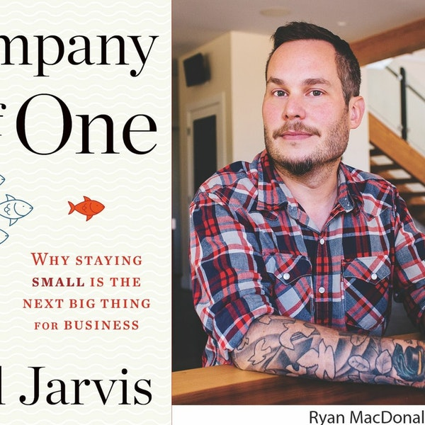Finding Purpose in Growing Your Small Business with Paul Jarvis