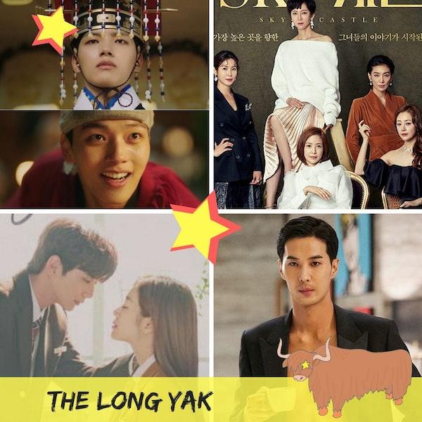 31. The Long Yak - The Crowned Clown | SKY Castle | Boyfriend | Red Moon Blue Sun Image